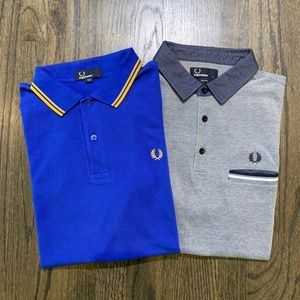 Authentic Fred Perry Polo Bundle